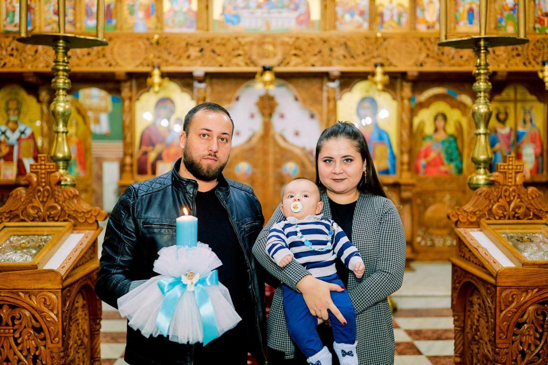Fotografii Botez Biserica Ortodoxa Brasov (4)