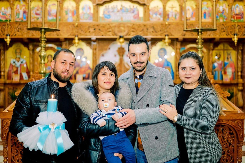 Fotografii Botez Biserica Ortodoxa Brasov (5)