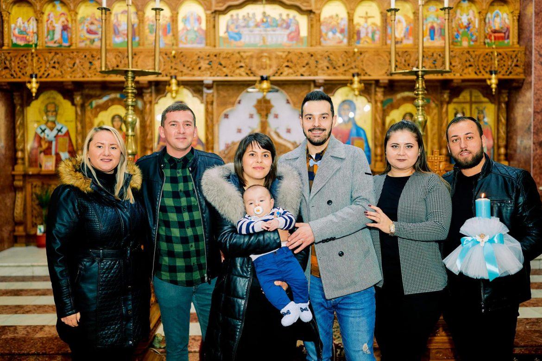 Fotografii Botez Biserica Ortodoxa Brasov (6)
