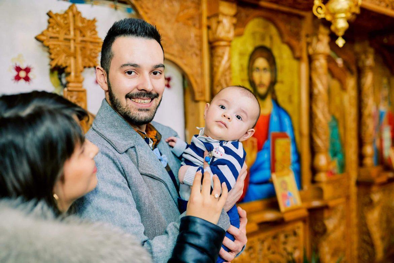 Fotografii Botez Biserica Ortodoxa Brasov (7)