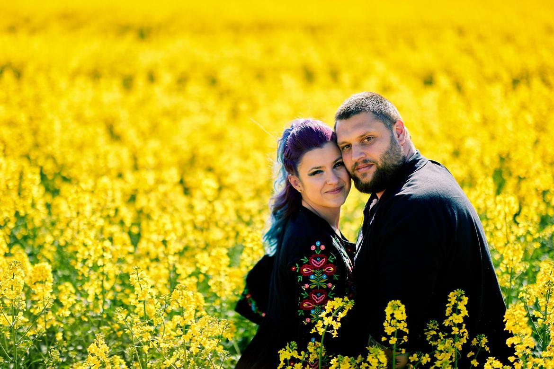 Sedinta Foto Cuplu La Cascada Urlatoarea De La Vama Buzaului (31)