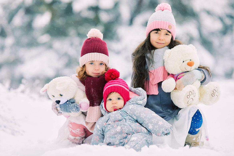 sedinta foto familie iarna Brasov