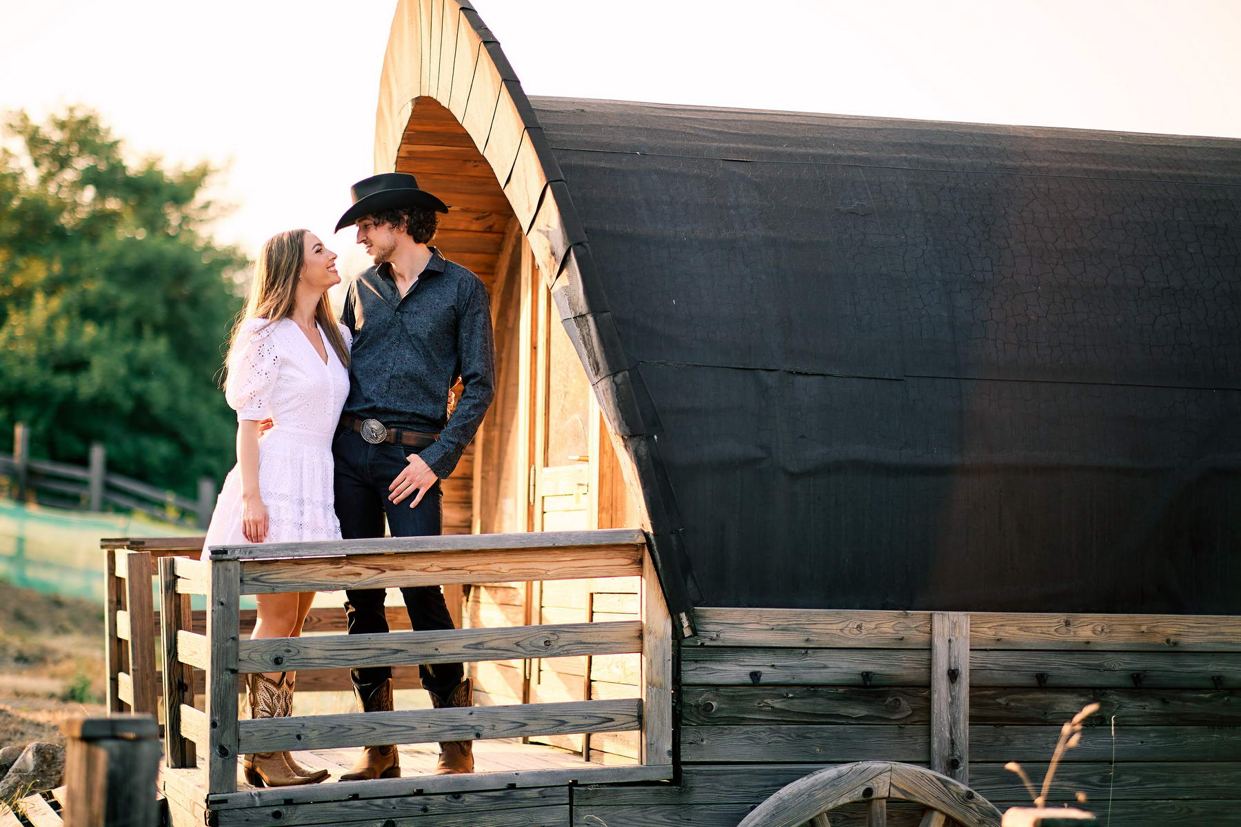 Western Save The Date Photoshoot (11)