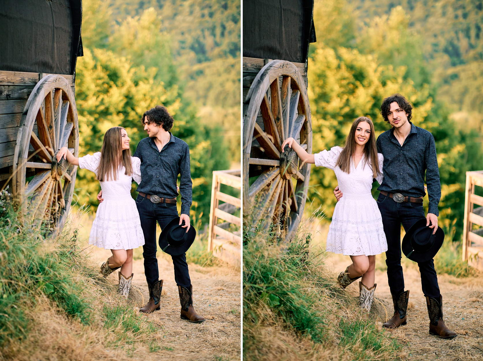 Western Save The Date Photoshoot (16)