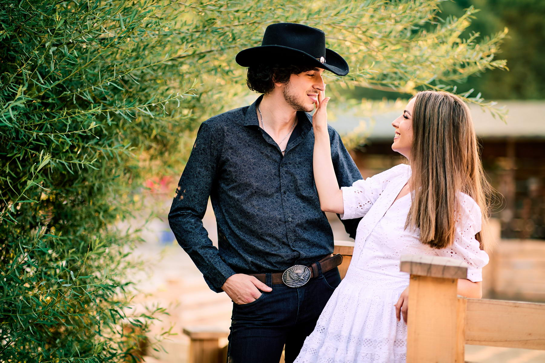 Western Save The Date Photoshoot (2)