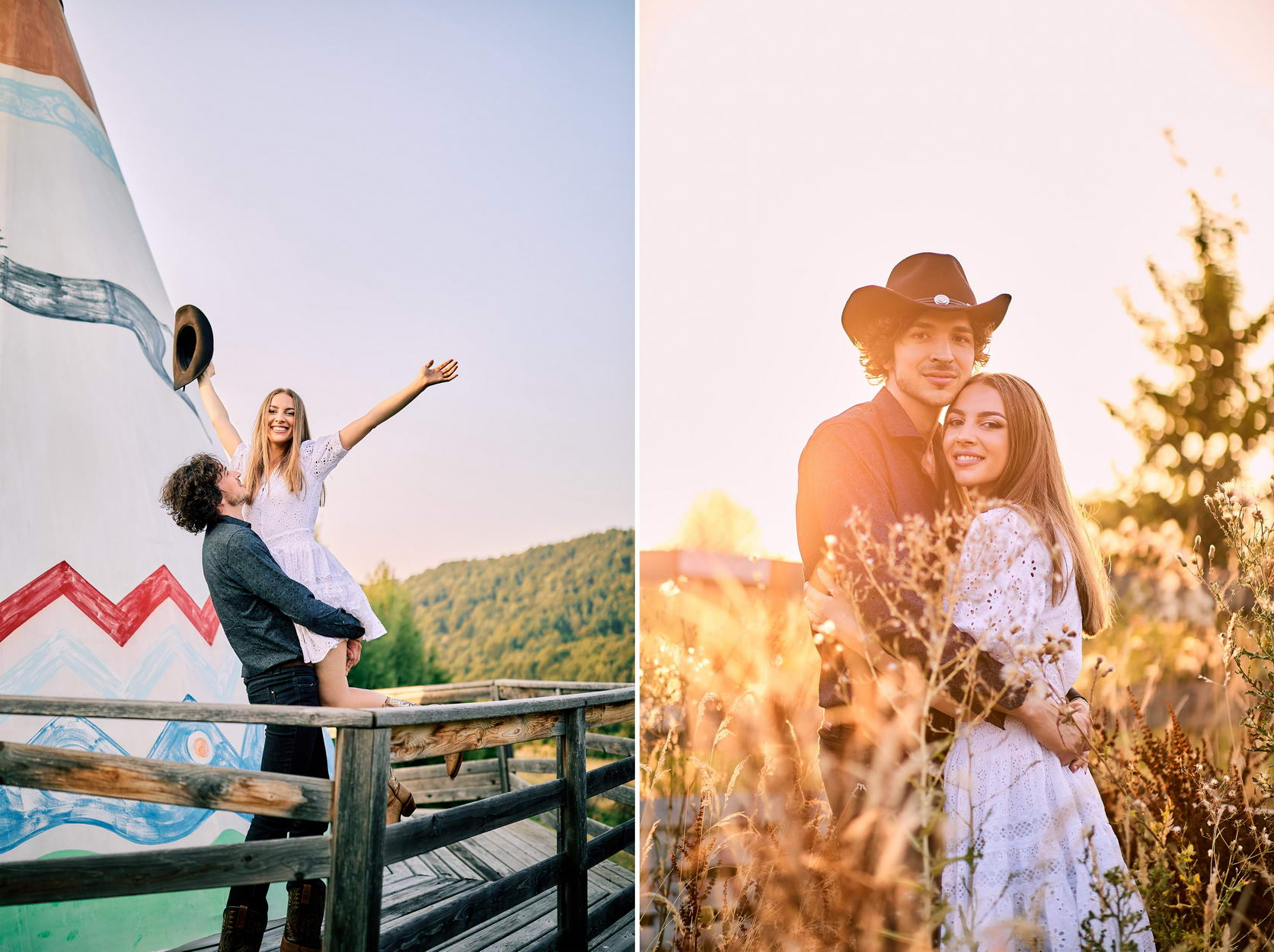 Western Save The Date Photoshoot (23)