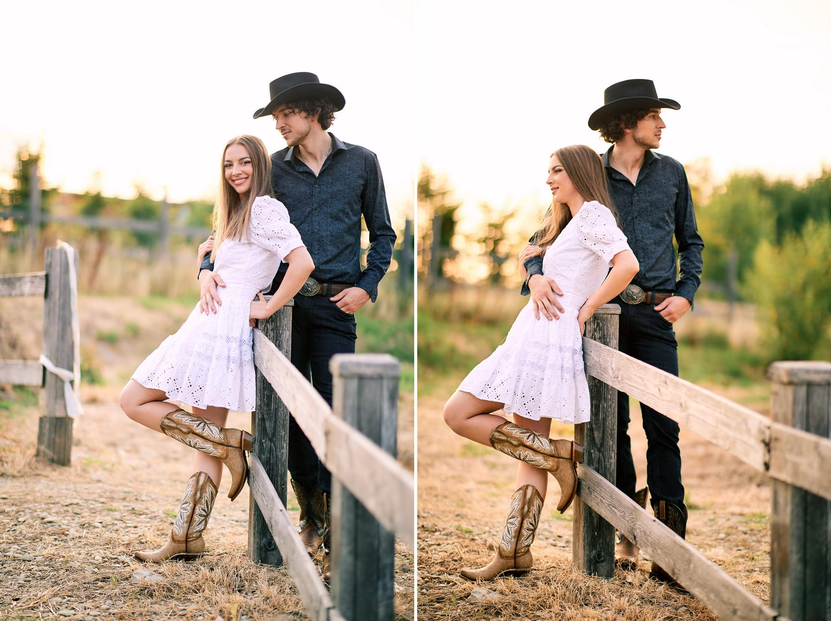 Western Save The Date Photoshoot (26)
