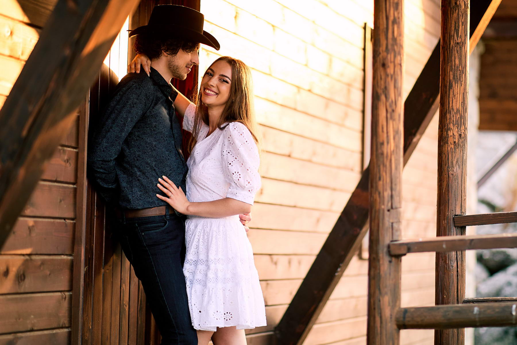 Western Save The Date Photoshoot (41)