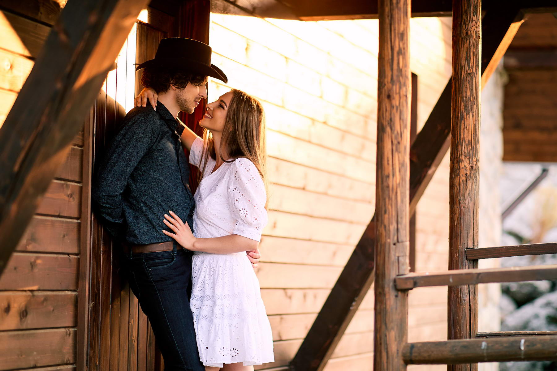 Western Save The Date Photoshoot (42)