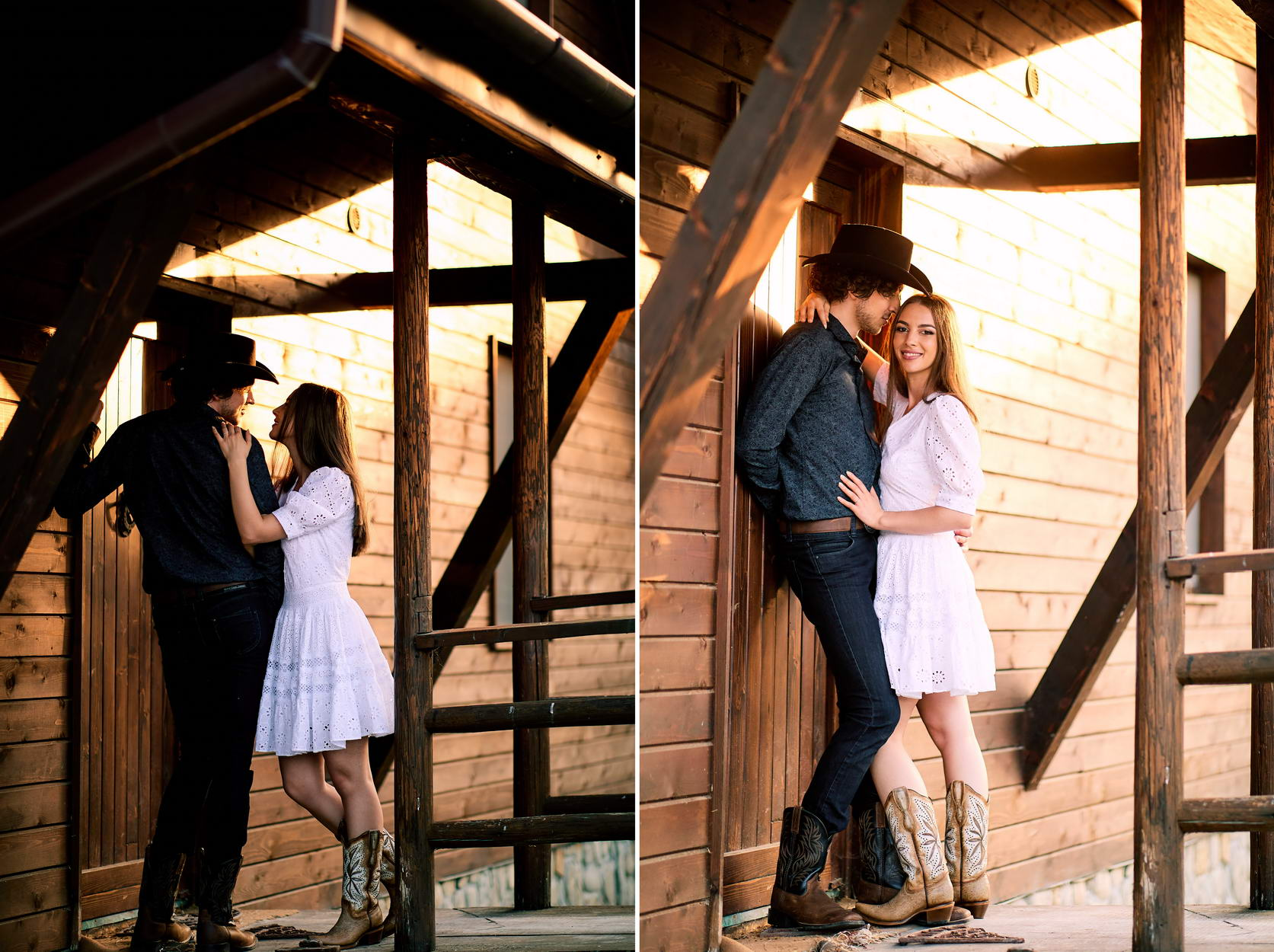 Western Save The Date Photoshoot (43)