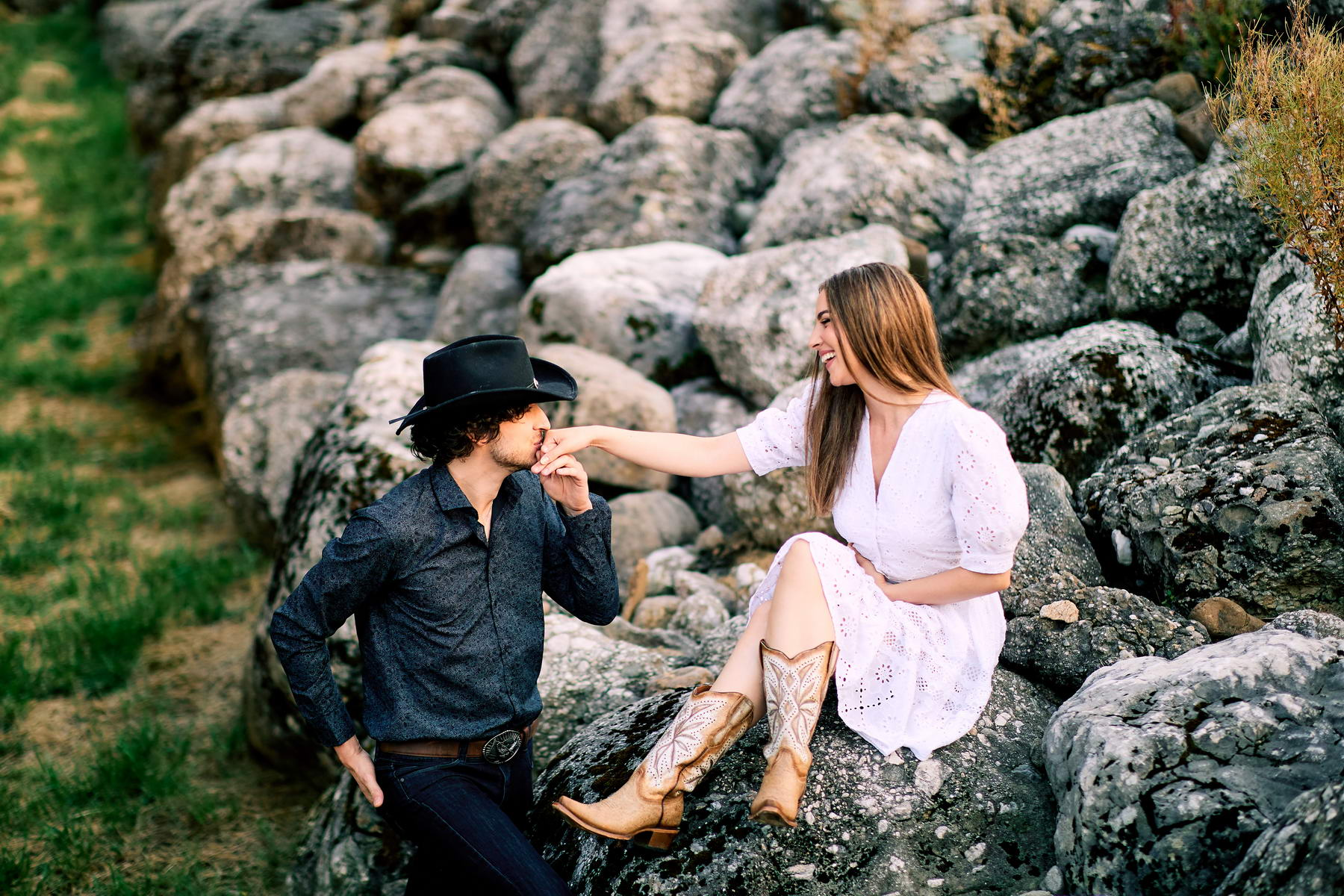 Western Save The Date Photoshoot (44)
