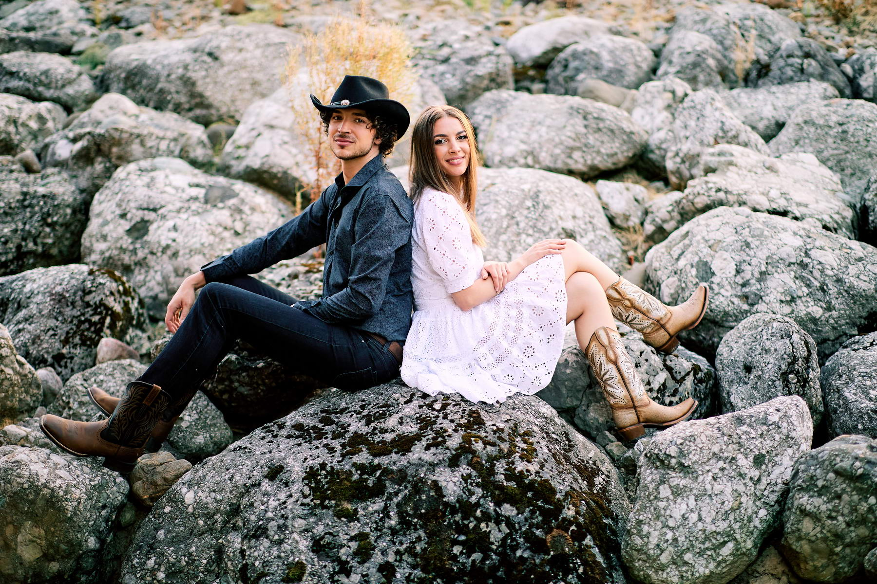 Western Save The Date Photoshoot (46)