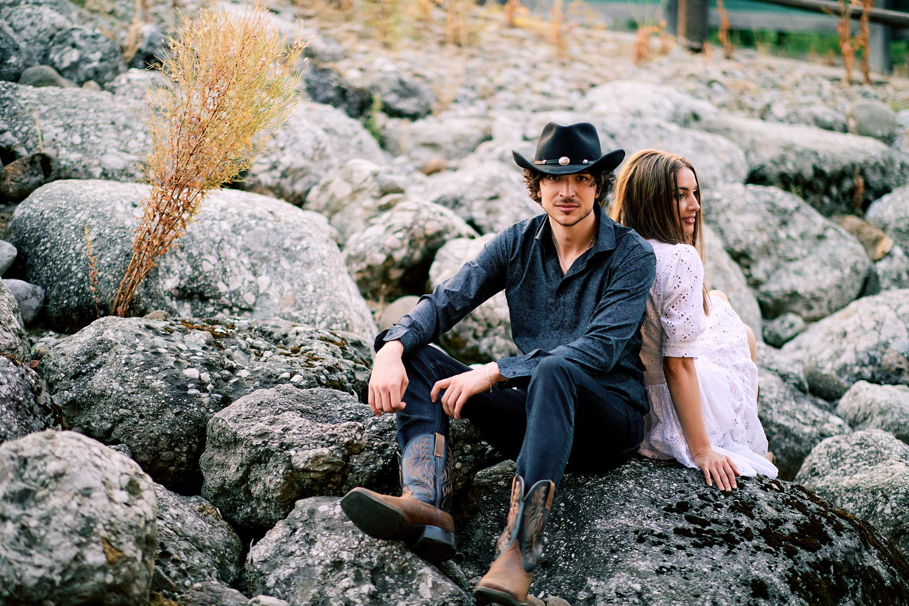 Western Save The Date Photoshoot (48)