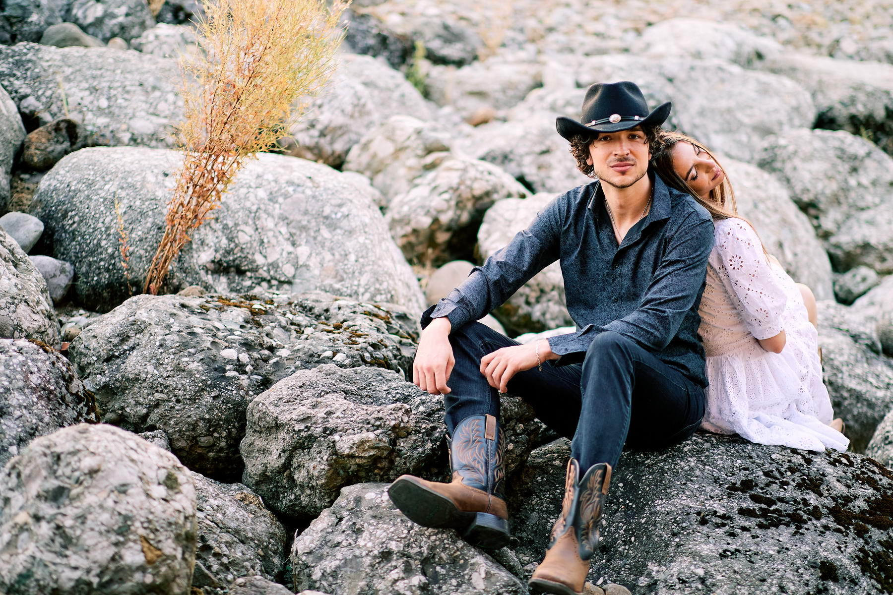 Western Save The Date Photoshoot (49)