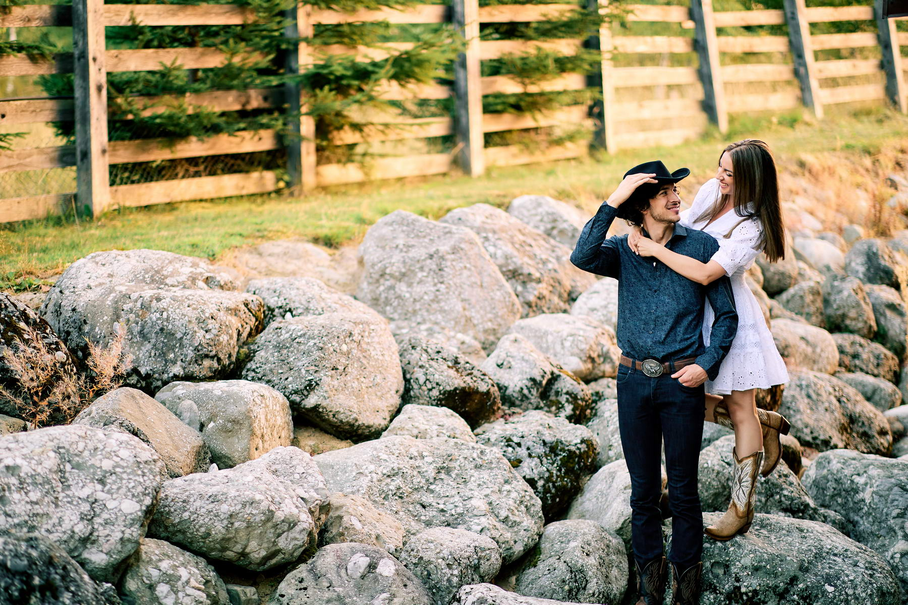 Western Save The Date Photoshoot (52)