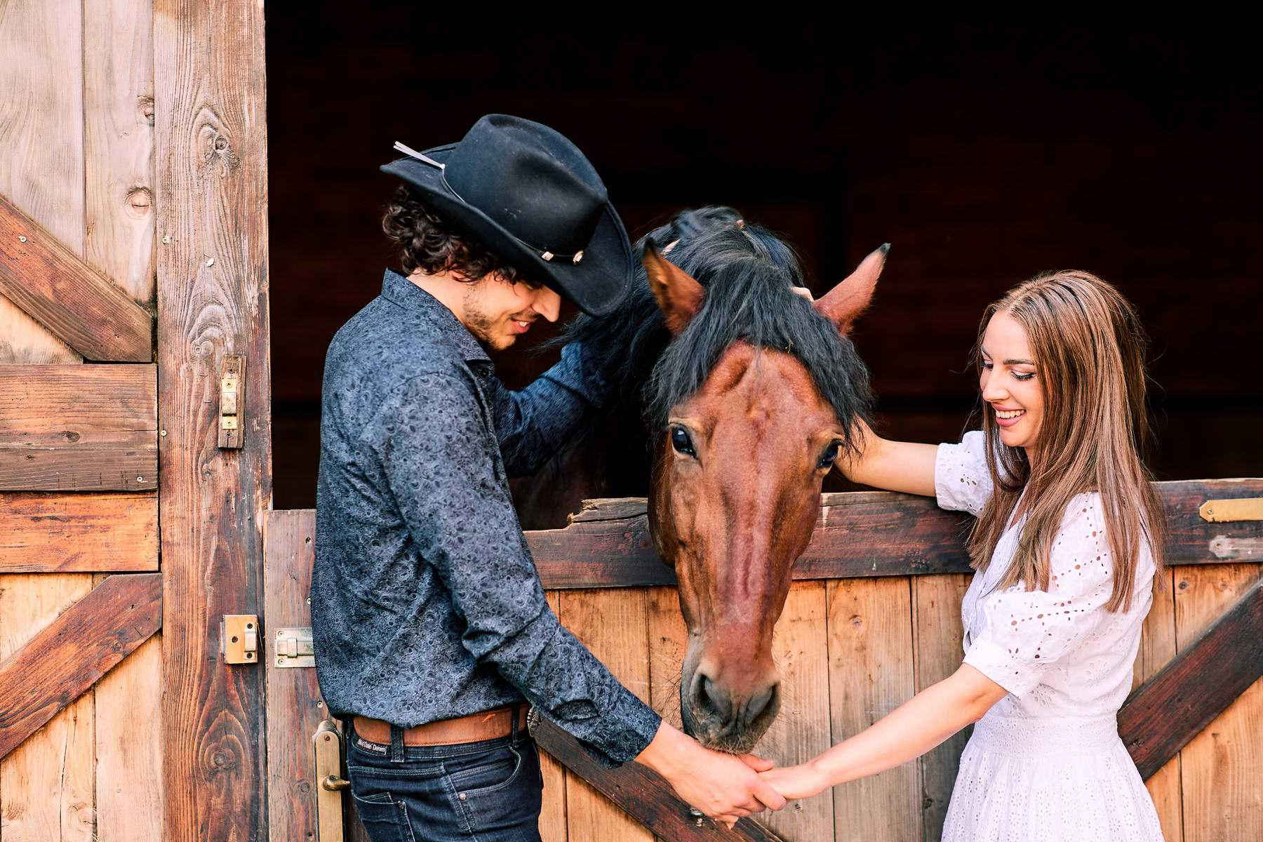 Western Save The Date Photoshoot (58)