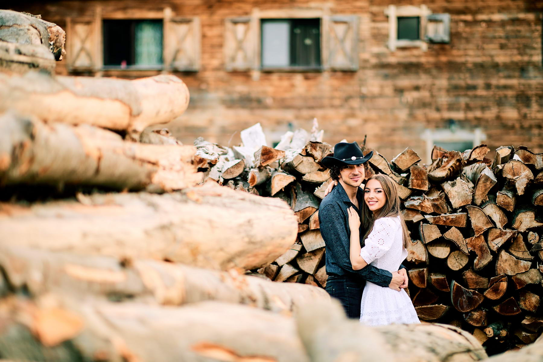Western Save The Date Photoshoot (67)