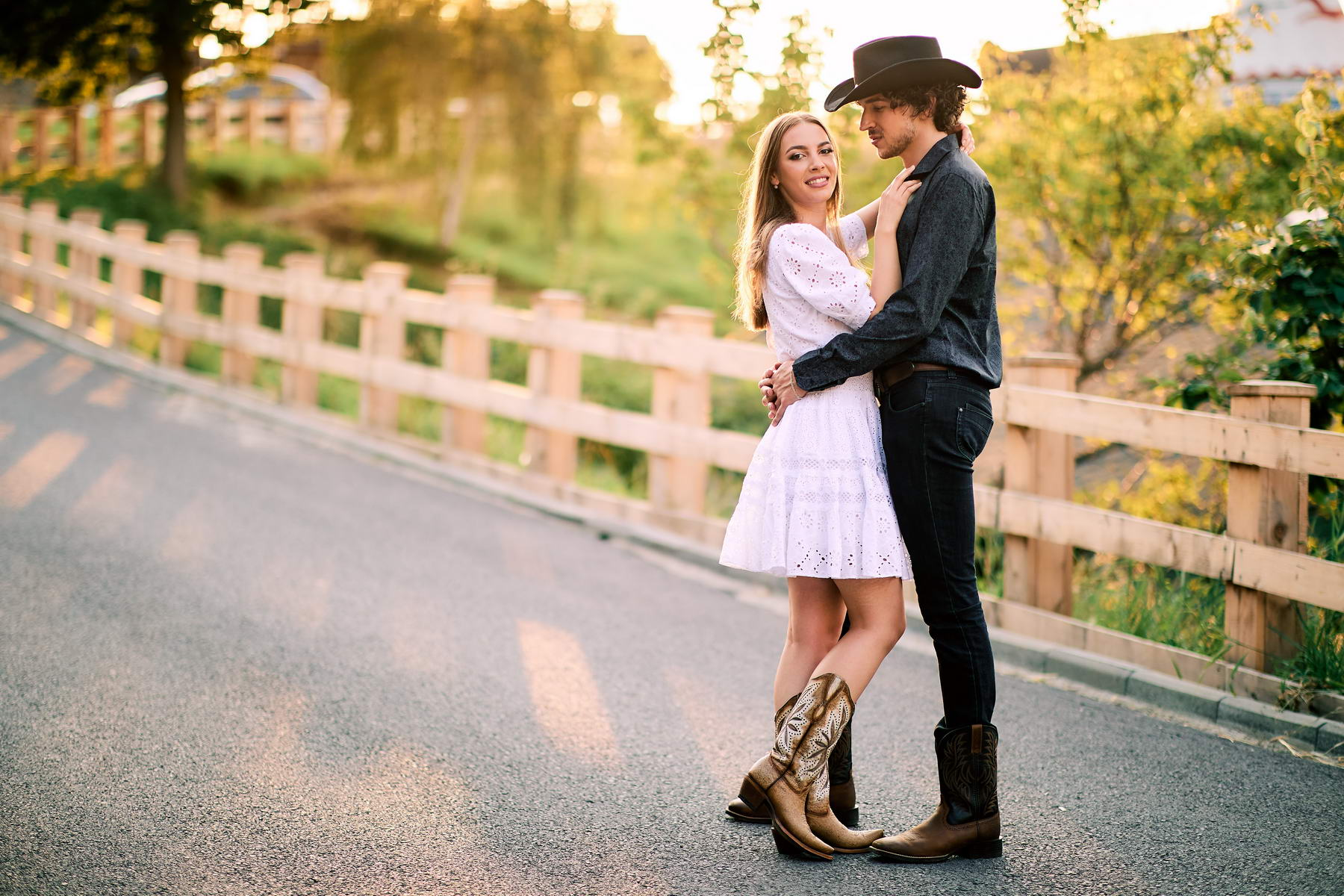 Western Save The Date Photoshoot (7)