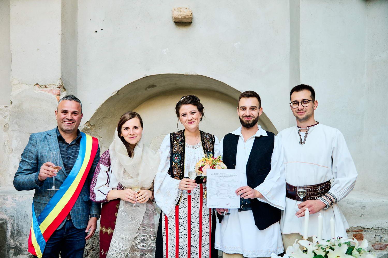 Logodna & Civila In Costume Traditionale (34)